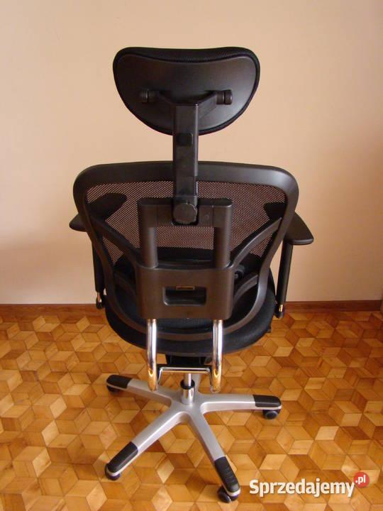 Krzesło biurowe, fotel obrotowy HN 5018 fotel podnoszony