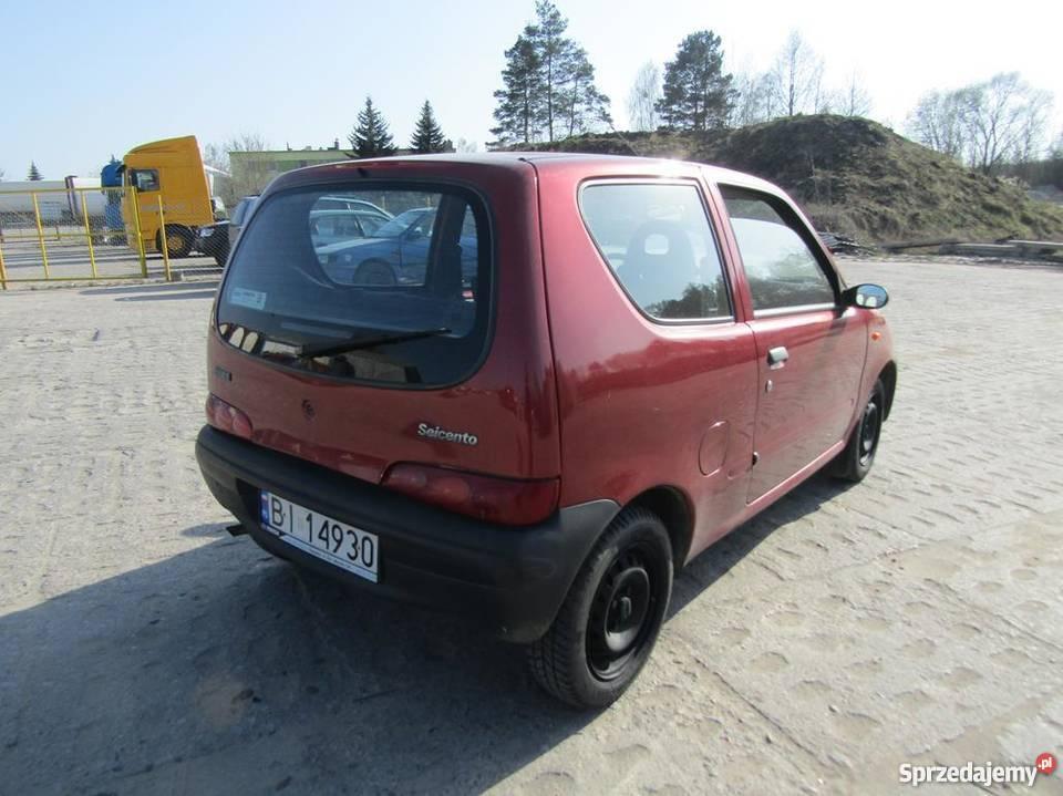 Fiat Seicento 899 Seicento Białystok