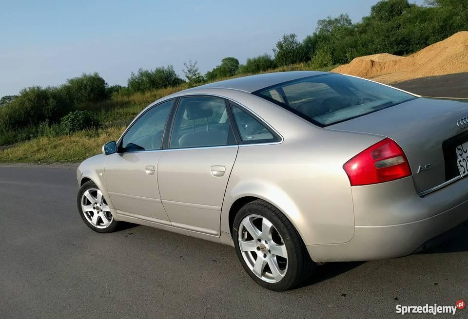 Audi A6 C5 2 8 Lpg Koniecpol Sprzedajemy Pl