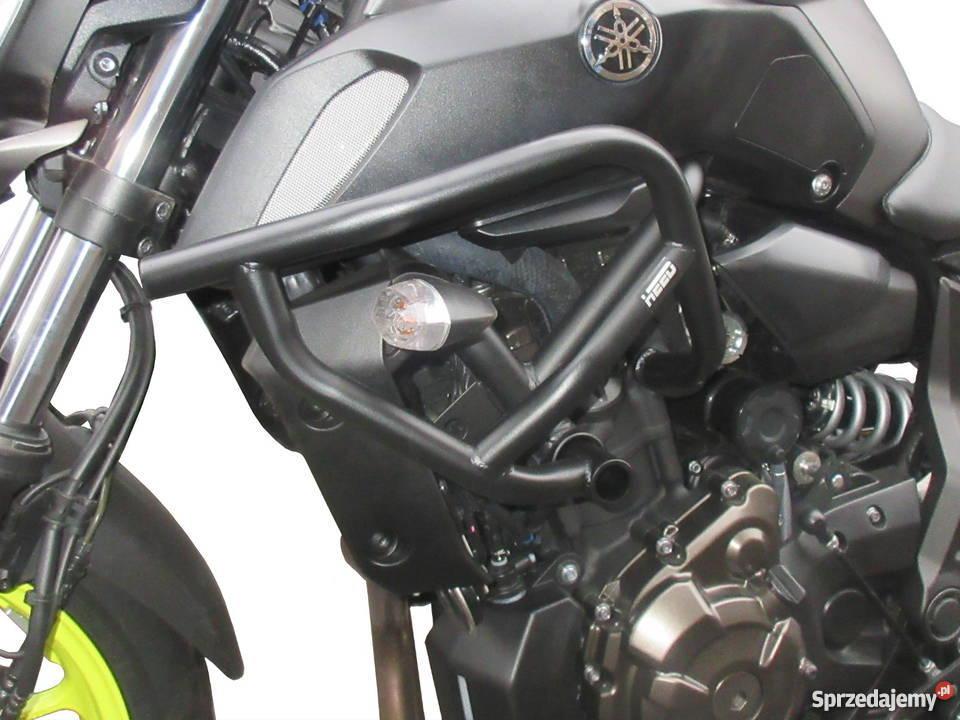 Gmole do Yamaha MT-07 (2018 - )