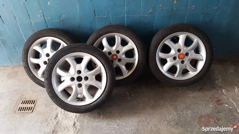 Felgi Aluminiowe Fiat Sprzedajemypl