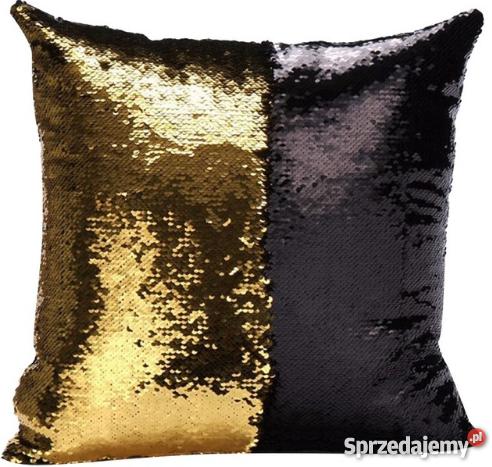 Poduszki Dekoracyjne Zmieniające Kolor Cekiny