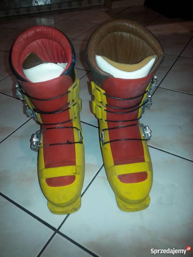 Sprzedam buty narciarskie Fabos rozmiar 39 Narty Suchedniów