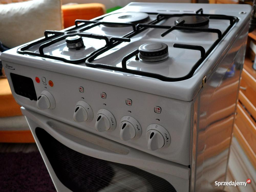 Kuchnie elektryczno gazowe