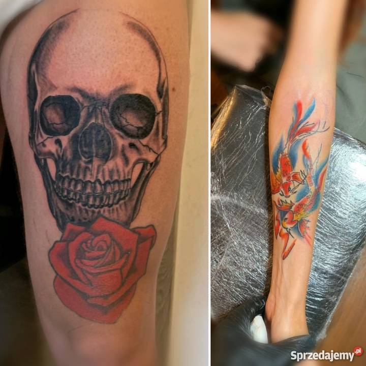 Tatuaz Tatuaze Promocja Tanio Salon Tatuazu Tattoo Wars