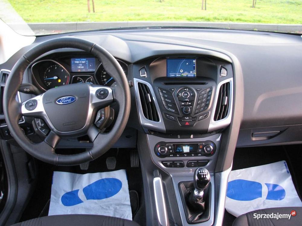 Na Ford Focus Mk3 manualna skrzynia biegów ABS Włocławek sprzedam