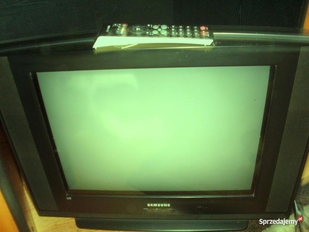 Telewizor SAMSUNG 21 Kineskopowy Gliwice