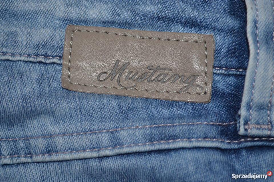 736b7a01 Spodnie Mustang