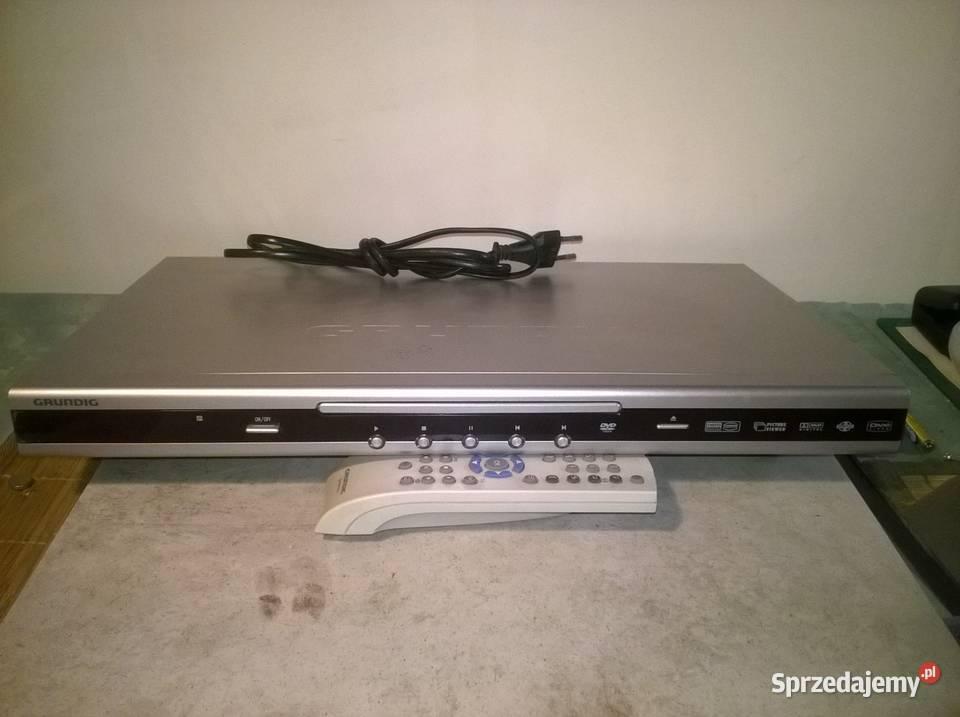 Odtwarzacz DVD Grundig GDP9550