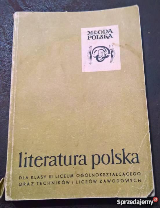 Polska Literatura współczesna RMatuszewski Wrocław