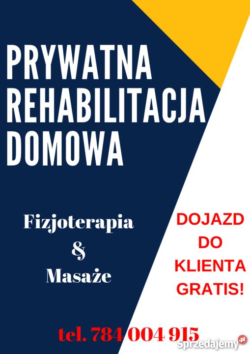 Rehabilitacja Domowa Warszawa Bielany Bemowo śródmieście
