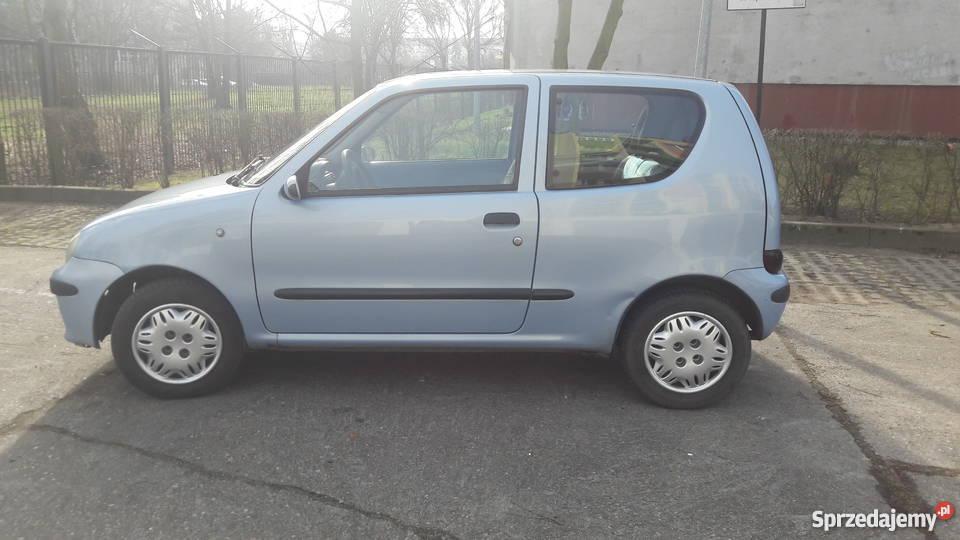 Fiat Seiceto 11 WSPOMAGANIE ELSZYBY 2001 WROCŁAW