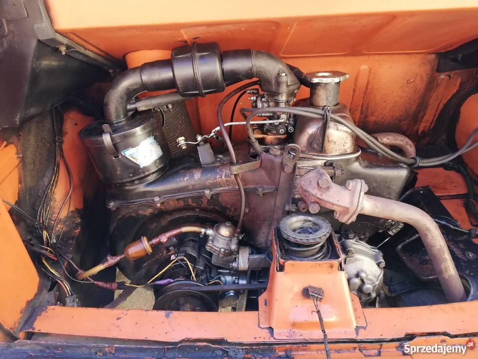 Fiat 126p 1985r Zarejestrowany w Polsce Piotrków Trybunalski