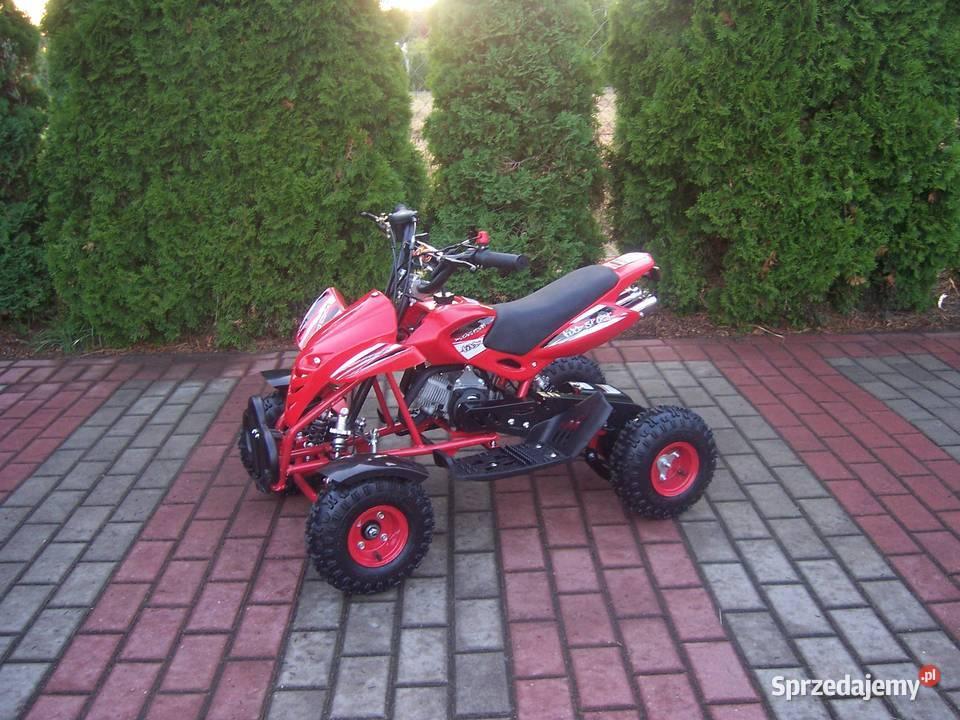 Mini QUAD 50 na szarpak KXD