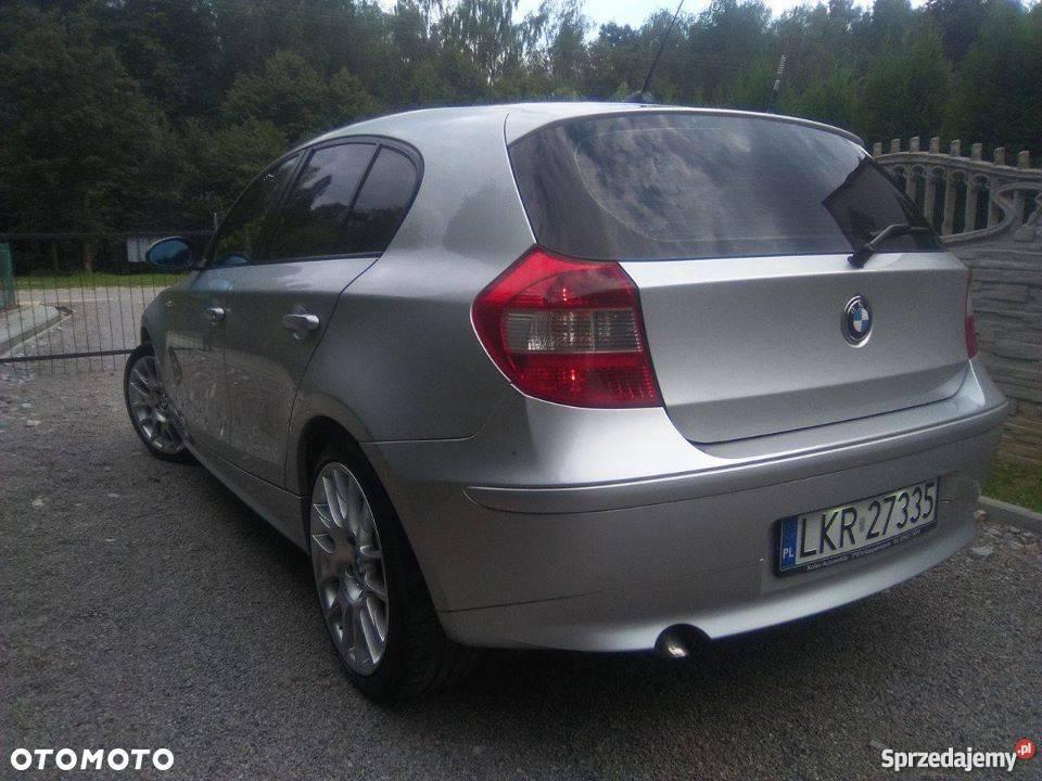 BMW E87 Serii II 20 Diessel kurtyny powietrzne Seria 1 Kowalin
