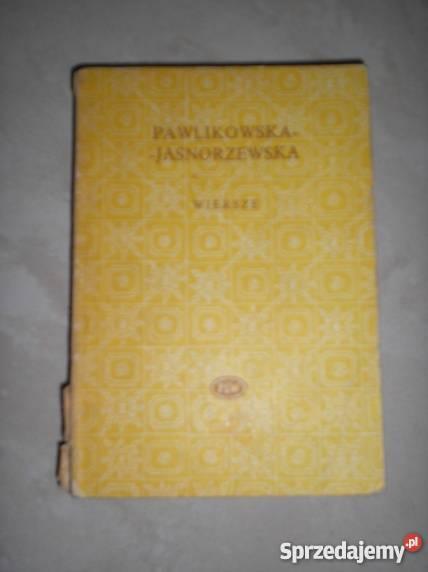 Maria Pawlikowska Jasnorzewska Wiersze