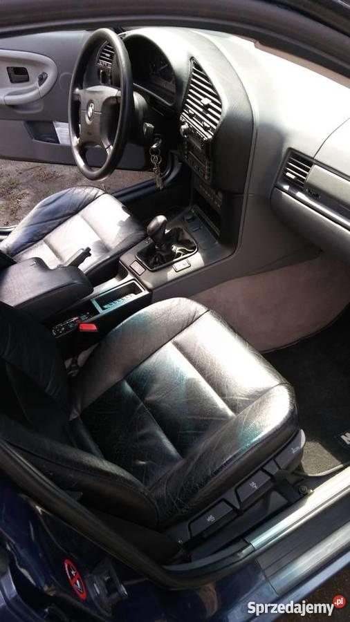 Bmw E36 Piekne Zadbane Czyste Wnętrze Parczew Sprzedajemy Pl