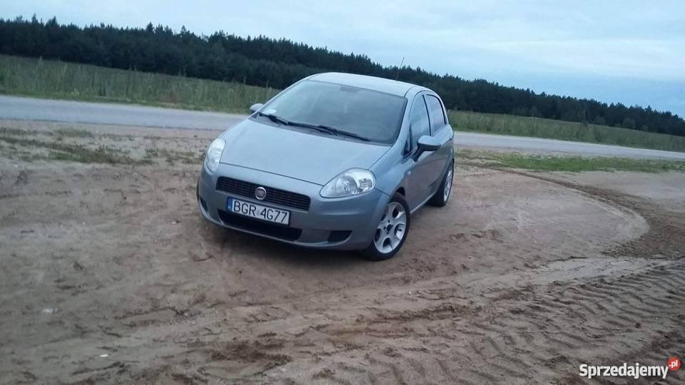 Fiat Grande Punto Szczuczyn Sprzedajemypl