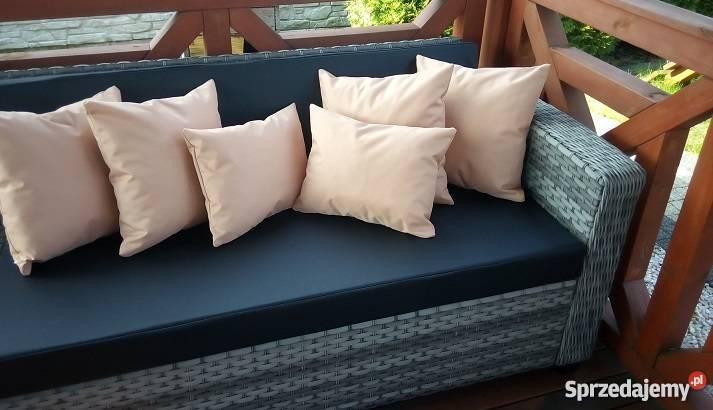 Poduszka poduszki materace na meble z palet Pecna