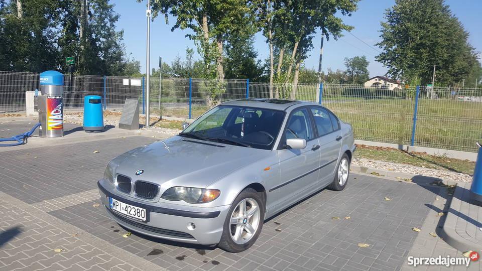 BMW e46 20 2004r okazja komputer pokładowy Seria 3 Motoryzacja Warszawa