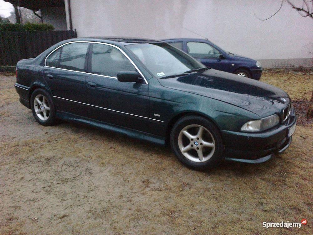 BMW 525 tds e39 diesel 1996 elektryczne szyby Motoryzacja Zabór