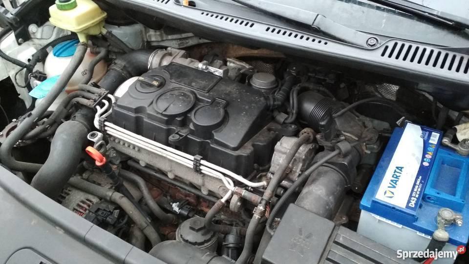 VW Caddy 19 TDI Rok produkcji 2009 warmińsko-mazurskie Olsztyn