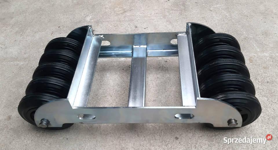 Wózek pod urwane koło transport Rolki laweta WDK10 PRODUCENT