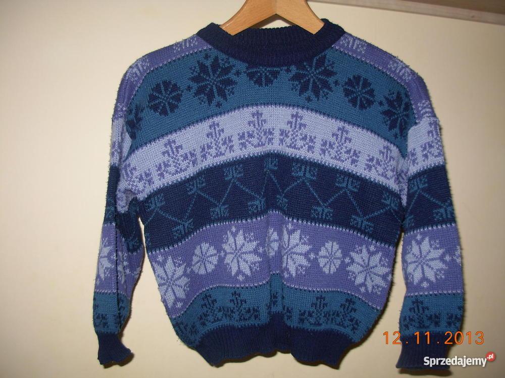 sweter r 140 Warszawa