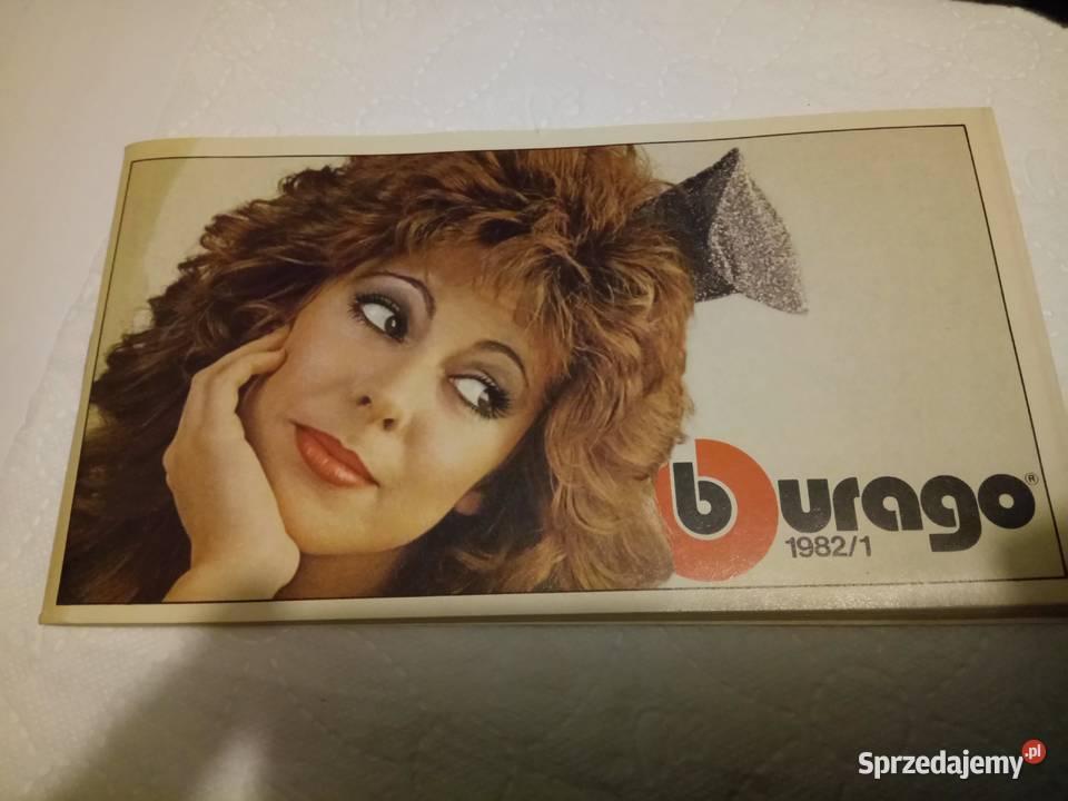Katalog Burago 1-1982
