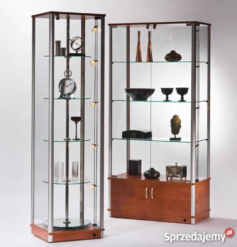 Inteligentny witryna szklana do sklepu - Sprzedajemy.pl WK57