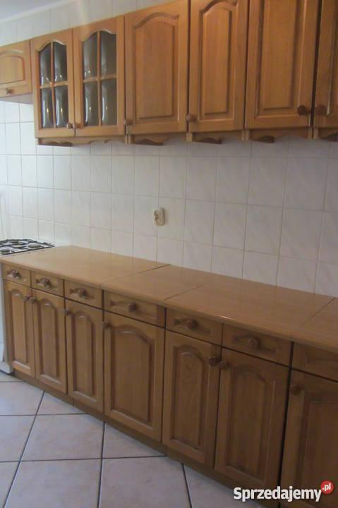 Sprzedam Tanio Drewniane Meble Kuchenne Dzierzoniow Sprzedajemy Pl