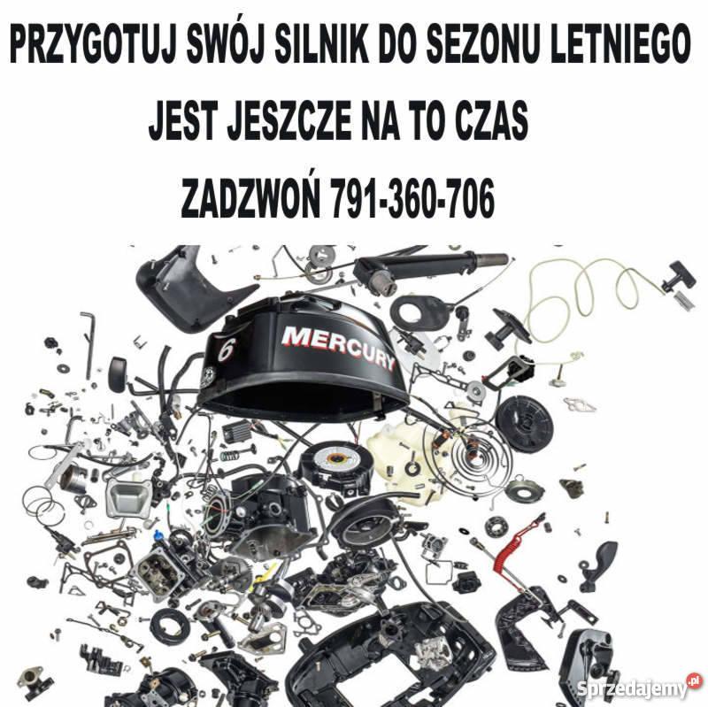 W Ultra serwis silników mercury - Sprzedajemy.pl HY57