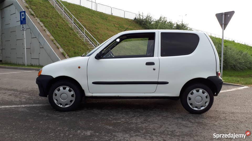 TANIO Sprzedam Fiat Seicento 900 ccm OKAZJA Rok produkcji 1999 podkarpackie