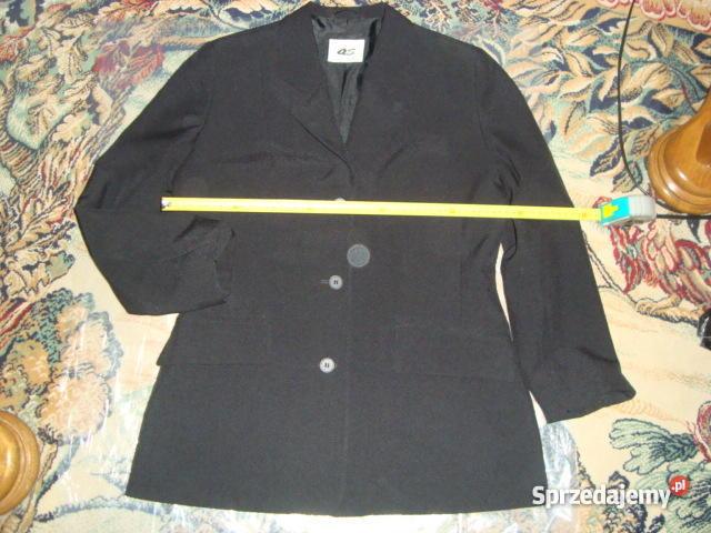 e81adfe6b348b Marynarka damska czarna rozmiar 40 - Sprzedajemy.pl
