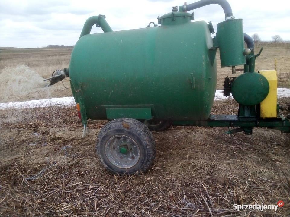 Beczkowóz 2500 litrów