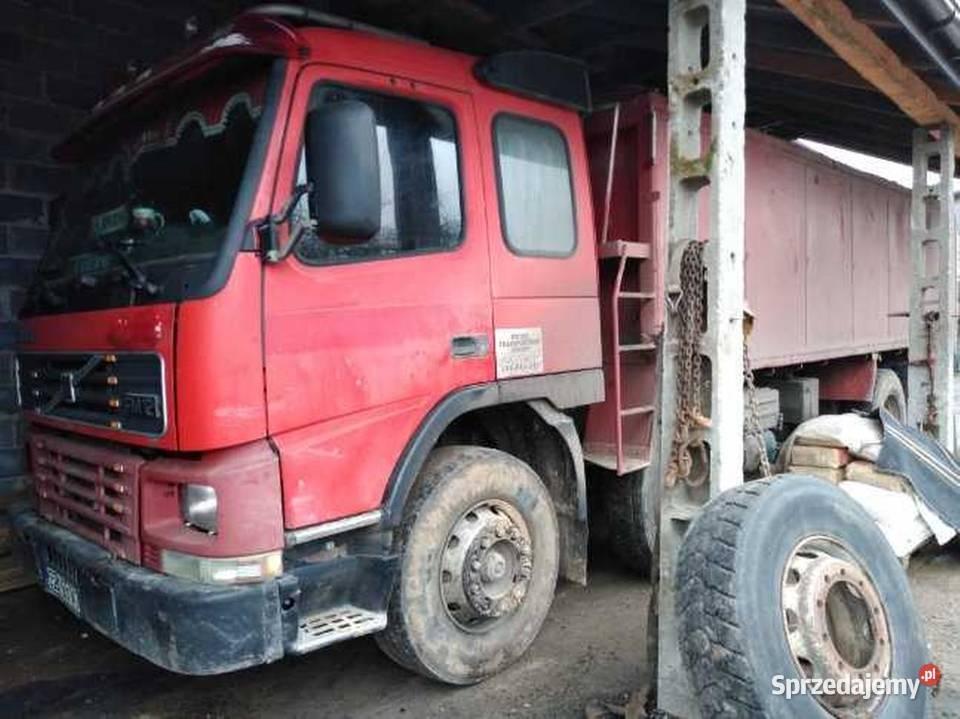 Samochód ciężarowy Volvo FM 12