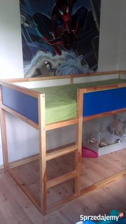 Piętrowe łóżko Dziecięce Ikea