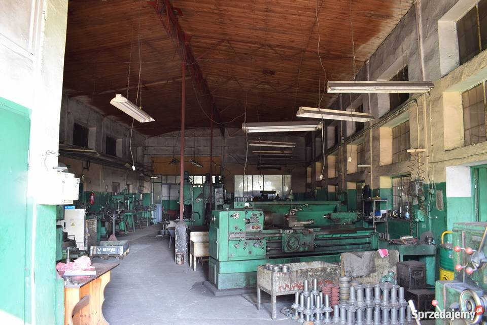 sprzedam maszyny używane tokarkifrezarki i inne Dzierzgoń
