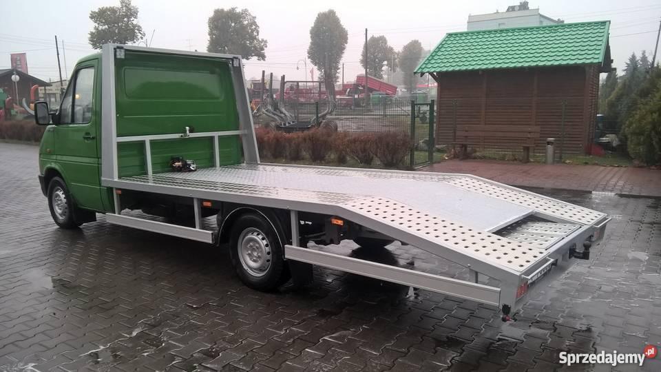 Zabudowa Autolaweta Aluminiowa Rpz08 Usafrica
