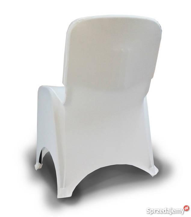 Pokrowiec na krzesło Uniwersalny Rozciągliwy podlaskie Łomża