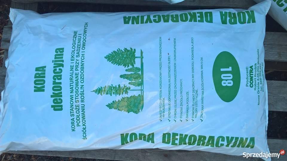 kora sosnowa ziemia torf nawóz Wołomin dostawa mazowieckie