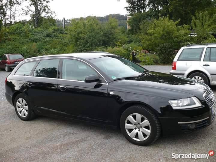 Audi A6 27 Tdi 2005 Kombi 4 X 4 Kalinowo Sprzedajemypl