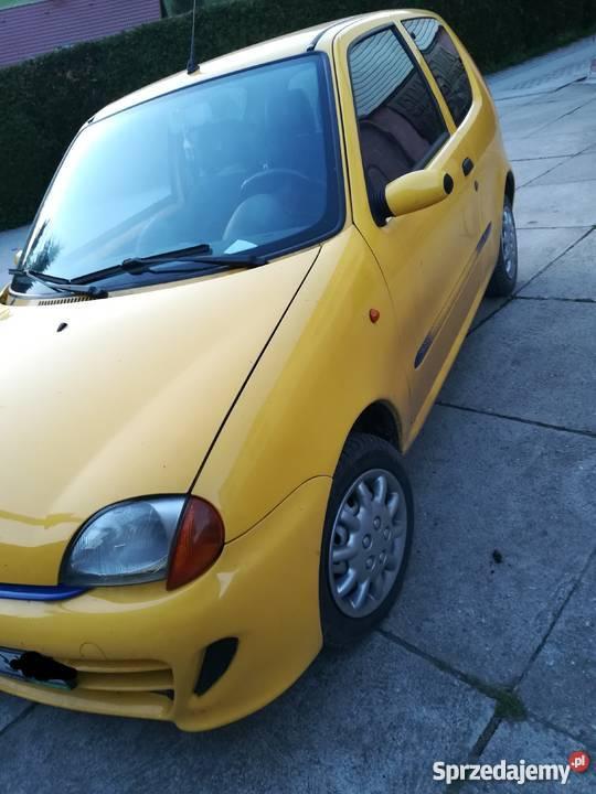 Fiat seicento 2/3 Seicento śląskie Ustroń