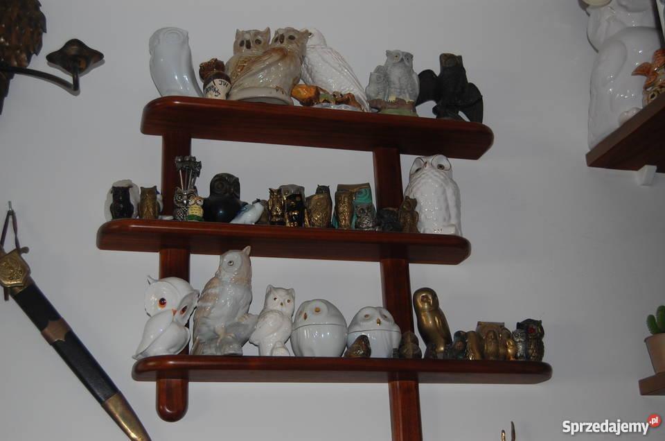 Kolekcja SOWY zbierane 35 lat Pozostałe Warszawa sprzedam