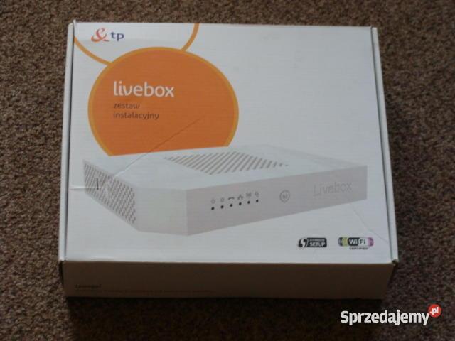 modem router livebox 2 0 neostrada orange. Black Bedroom Furniture Sets. Home Design Ideas