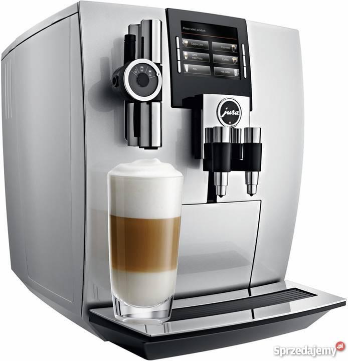Nietypowy Okaz Ekspres do kawy Jura J90 + Akcesoria do ekspresu warte 600zł CV98