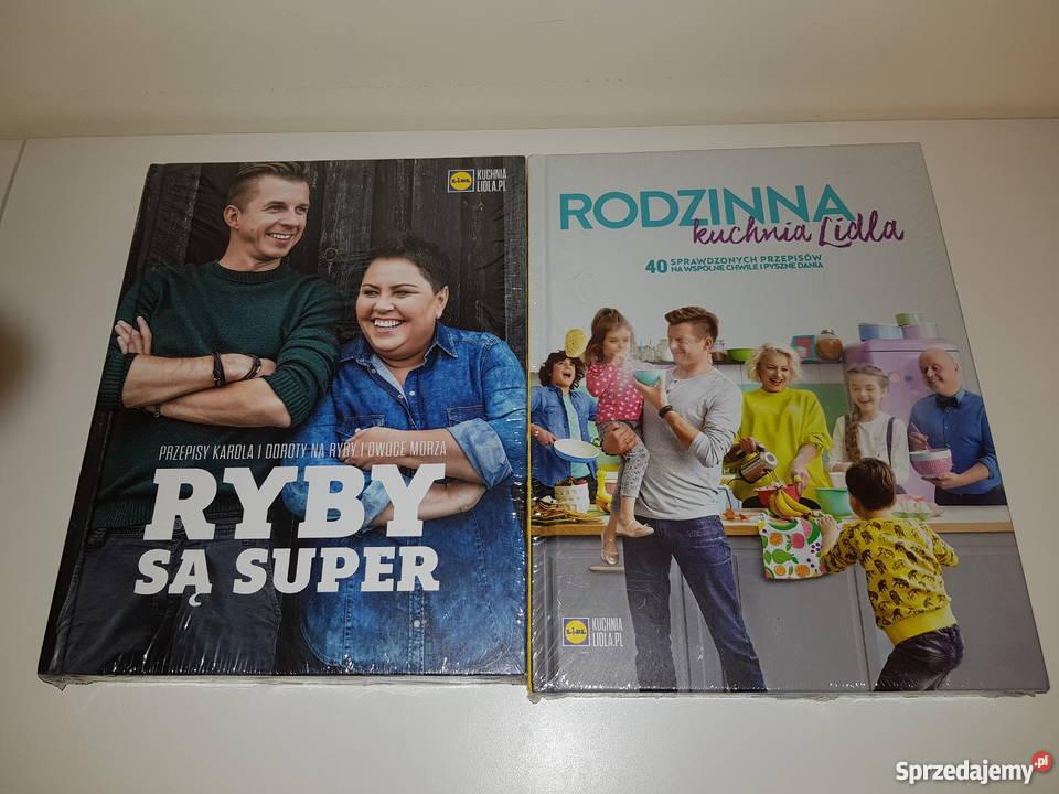 Nowe Kuchnia Lidl Ryby Sa Super Kuchnia Rodzinna Folia Warszawa