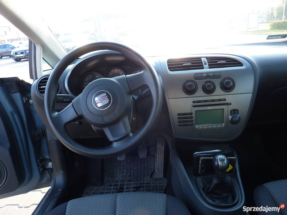 seat leon ii 20062007 salon polska wroc�aw sprzedajemypl