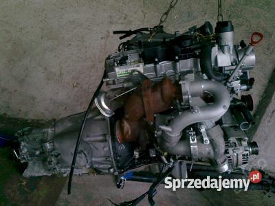 SILNIK MERCEDES SPRINTER 29 TD 0048 607605475 Rok produkcji 1999 Włocławek sprzedam