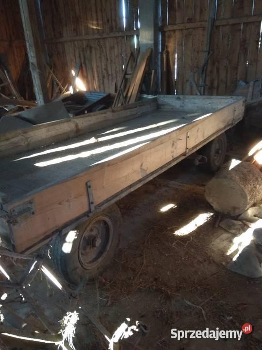 Wóz konny, ciągnikowy SAM